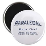 Paralegal / Back Off 2.25