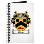 Oliver Coat of Arms Journal