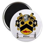 Oliver Coat of Arms Magnet