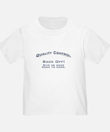 Quality Control / Work T