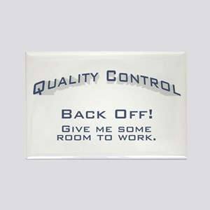 Quality Control / Work Rectangle Magnet