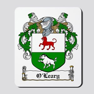 O'Leary Family Crest Mousepad