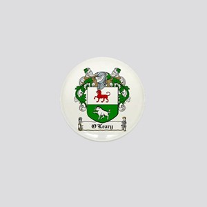 O'Leary Family Crest Mini Button