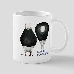 Tumbler Baldhead Pigeon Mug