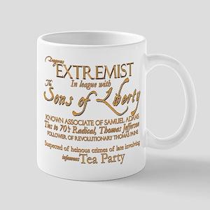 Dangerous Extremist! Mug