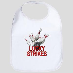 Lucky Strikes Bib