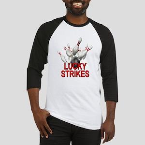 Lucky Strikes Baseball Jersey