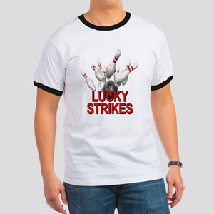 Lucky Strikes Ringer T