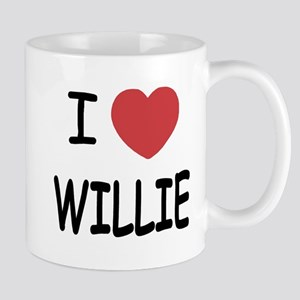I heart Willie Mug