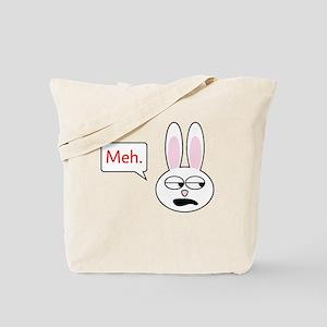 Meh Bunny Tote Bag