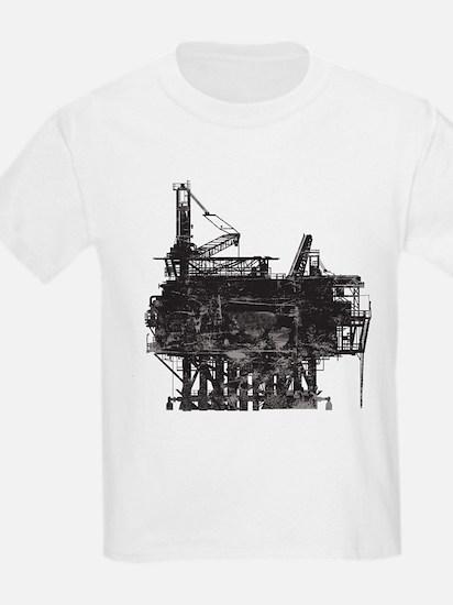 Vintage Oil Rig T-Shirt