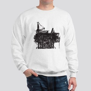 Vintage Oil Rig Sweatshirt