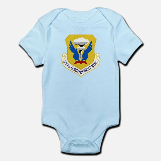 509th Bomb Wing Infant Bodysuit