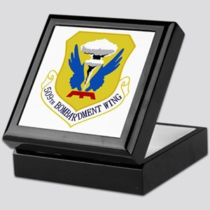 509th Bomb Wing Keepsake Box