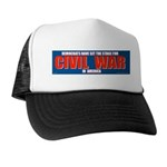 Democrat Civil War Trucker Hat