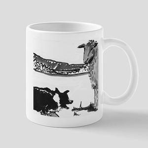 The Stand Off Mug