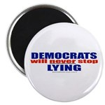 Democrats Lie Magnets