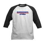 Democrats Lie Baseball Jersey