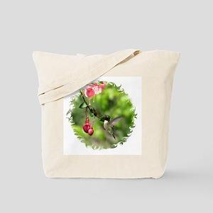 Black-chinned HB Tote Bag