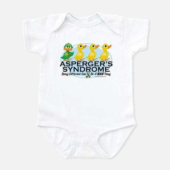 Asperger's Syndrome Ugly Duck Infant Bodysuit