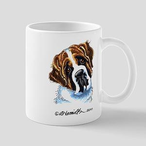 Saint Bernard Portrait Mug