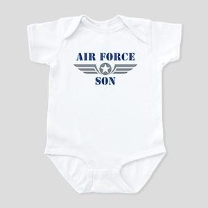 Air Force Son Infant Bodysuit