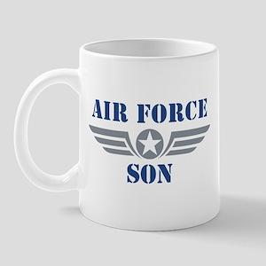 Air Force Son Mug