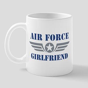 Air Force Girlfriend Mug