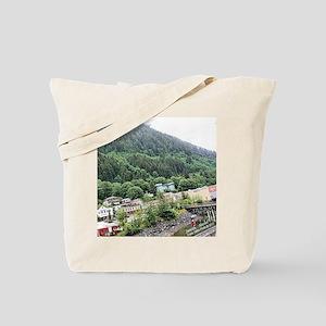 JUNEAU WATERFRONT II Tote Bag