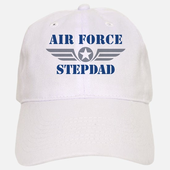 Air Force Stepdad Baseball Baseball Cap
