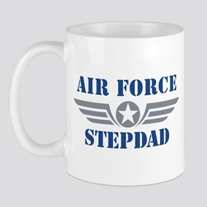 Air Force Stepdad Mug