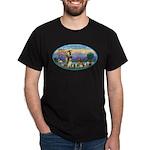 St Francis / dogs-cats Dark T-Shirt