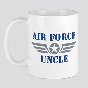 Air Force Uncle Mug