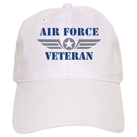 59c839c18f Air Force Veteran Baseball Cap by pridegiftshop