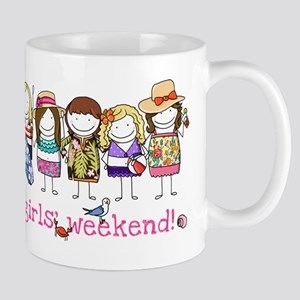 Girls' Weekend - Mug