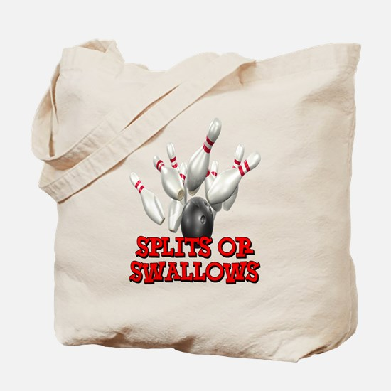 Splits or Swallows Tote Bag