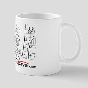 2-cartoon_viking_Large Mugs
