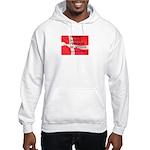 Danish Free Speech Hooded Sweatshirt