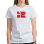 Danish Free Speech Women's T-Shirt