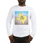 Texas Organic Free-range Gas Long Sleeve T-Shirt
