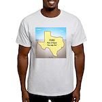 Texas Organic Free-range Gas Light T-Shirt