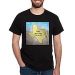 Texas Organic Free-range Gas Dark T-Shirt