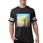 Texas Organic Free-range Gas Mens Football Shirt