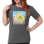 Texas Organic Free-ra Womens Comfort Colors® Shirt