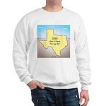 Texas Organic Free-range Gas Sweatshirt