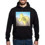 Texas Organic Free-range Gas Hoodie (dark)