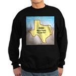 Texas Organic Free-range Gas Sweatshirt (dark)