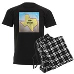 Texas Organic Free-range Gas Men's Dark Pajamas