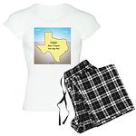 Texas Organic Free-range Ga Women's Light Pajamas