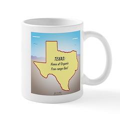 Texas Organic Free-range Gas Mug